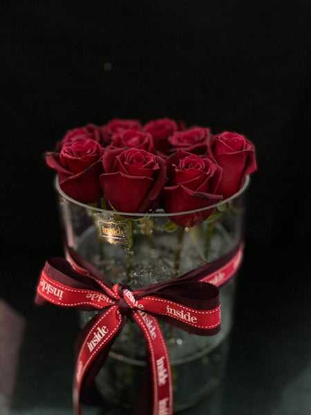Red Roses Box