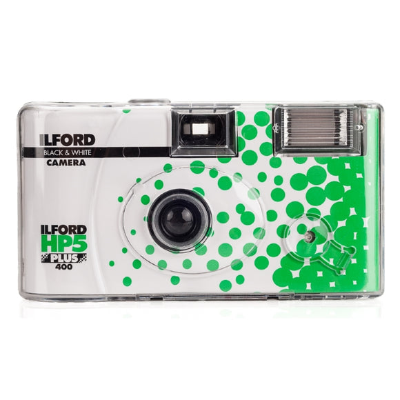 Ilford HP5 Plus Single Use Camera