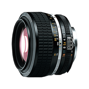 Nikon Nikkor 50mm f1.2 Manually-Focusing Lens