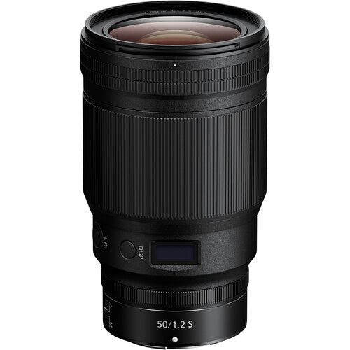 Nikon Z 50 mm f/1.2 S Mirrorless Camera Lens