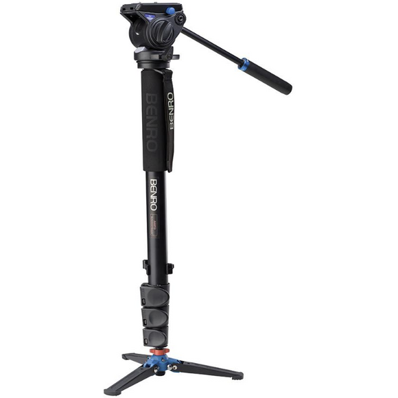 Benro Video Monopod retracted