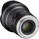 Samyang 20 mm f1.8 UMC II Manual Focus Lens