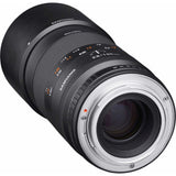 Samyang 100 mm F2.8 UMC II Manual Focus Macro Lens