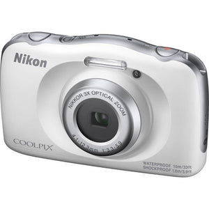 Nikon W150 Waterproof Compact Digital Cameras