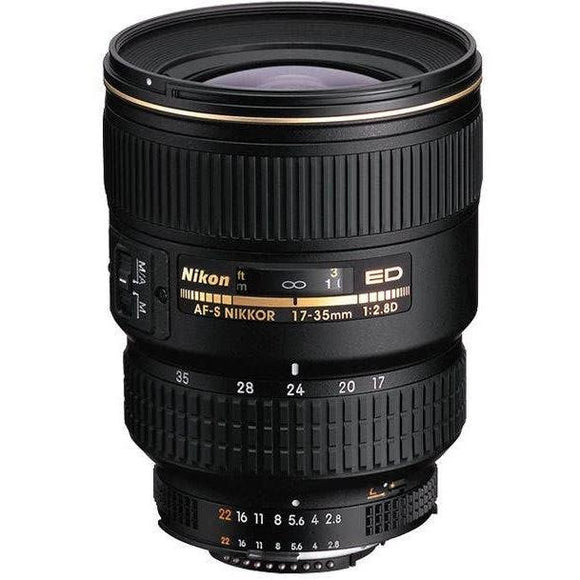 Nikon AF-S 17-35 mm f2.8D IF ED Zoom Lens