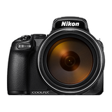 Nikon Coolpix P1000 Ultra Zoom Digital SLR Front View