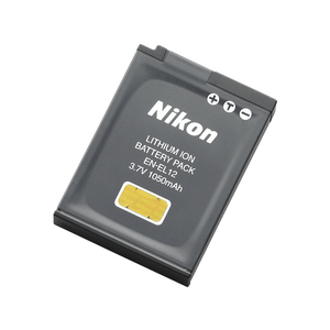 Nikon COOLPIX EN-EL12 Rechargeable Li-ion Battery