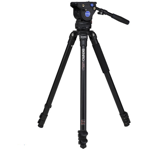 Benro BV6 Pro Video Tropod Main Picture
