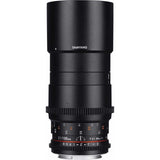 Samyang 100 mm T3.1 Macro VDSLR UMC II Video Lens - Full Frame