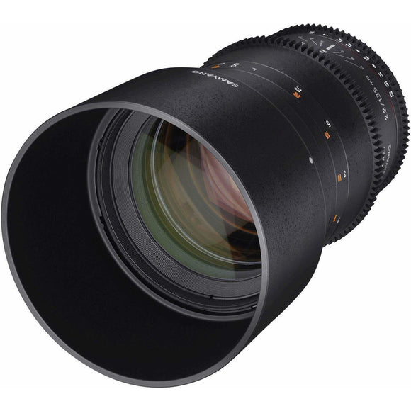 Samyang 135 mm T2.2 VDSLR UMC II Video Lens - Full Frame