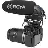 BOYA BY-BM3032 Super Cardioid On-Camera Shotgun Microphone
