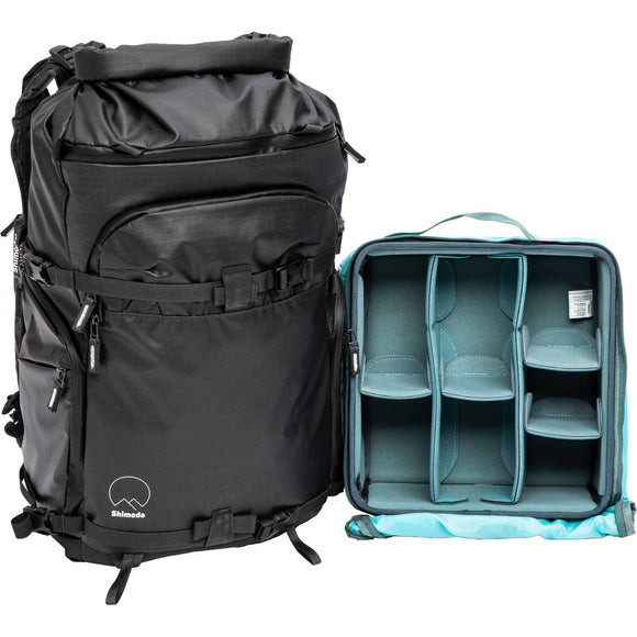 Shimoda Action X30 Backpack Starter Kit, Black