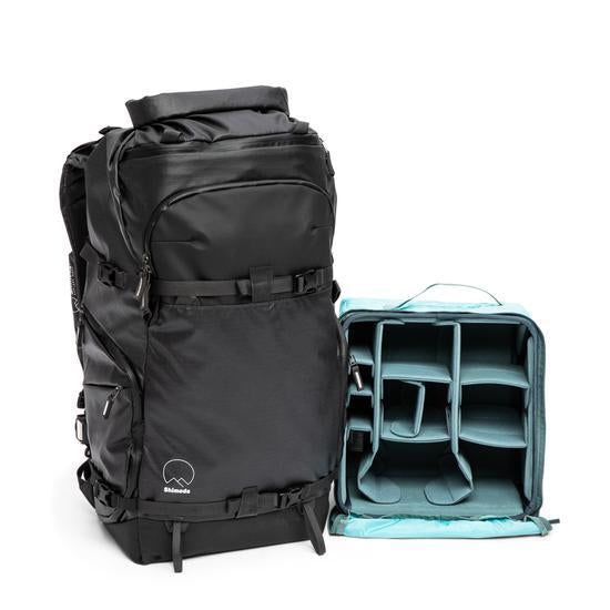 Shimoda Action X50 Backpack Starter Kit, Black