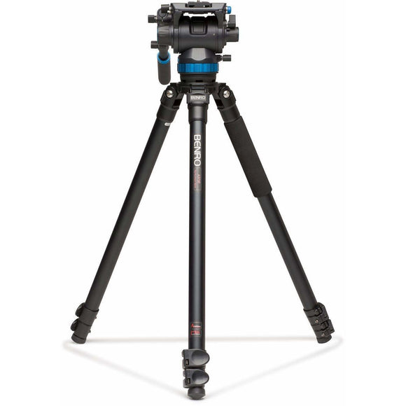 Benro Video Tripod & S8 Head A373FS8