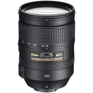 Nikon AF-S 28-300mm f3.5-5.6 IF ED VR Zoom Lens