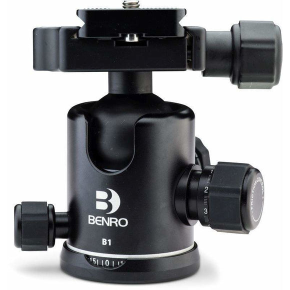 Benro B1 Ball Head front