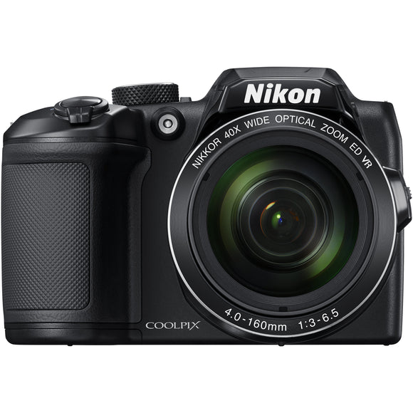 Nikon Coolpix B500 Compact Camera, 2-Year Nikon Warranty