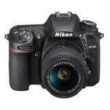 Nikon D7500 Digital SLR Camera + AF-P 18-55mm VR Lens