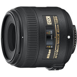 Nikon DX Landscape and Portrait Kit - 10-20mm f/4.5-5.6 + Micro 40mm f/2.8
