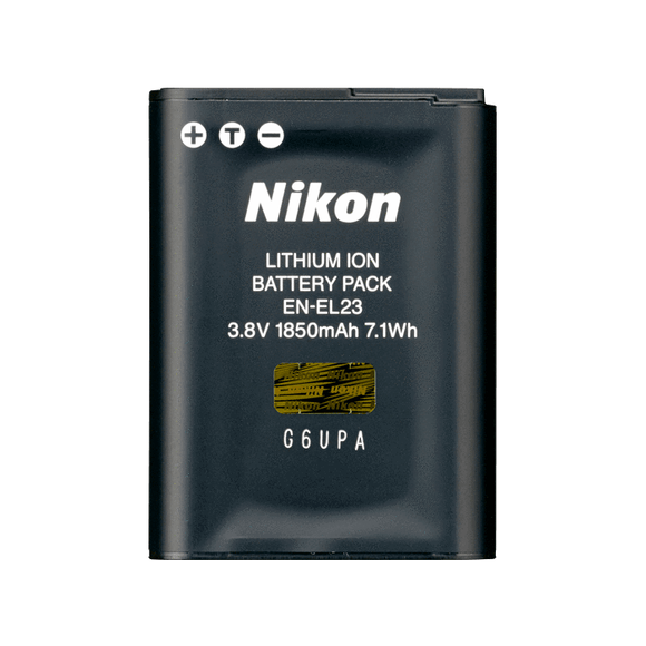 Nikon EN-EL23 COOLPIX Rechargeable Li-ion Battery