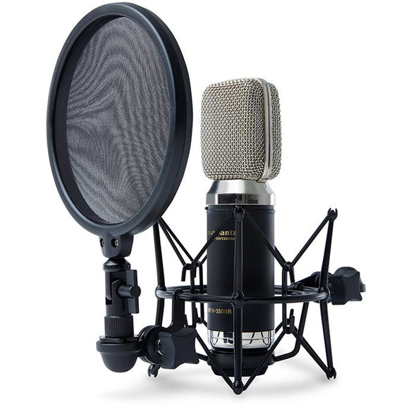 Ribbon microphone, studio microphone