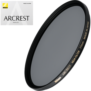 NIKON ARCREST ND4 NEUTRAL DENSITY FILTER 77mm