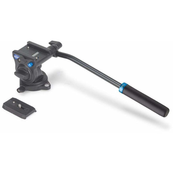 Benro S2 Video Tripod Head, 2 kg Payload