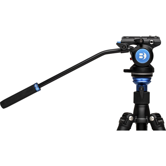 Benro S4PRO Video Tripod Head, 4 kg Payload