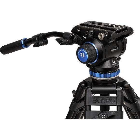 Benro S8PRO Video Tripod Head, 8 kg Payload