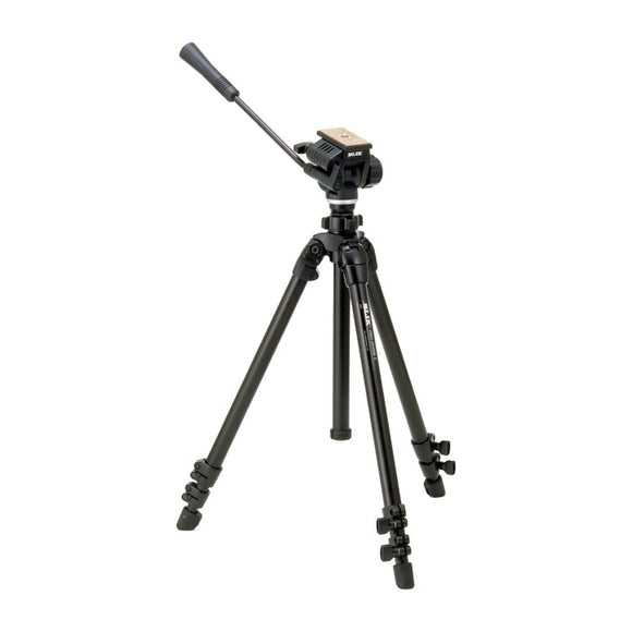 SLIK 504QF II Tripod with Pan/Tilt Head