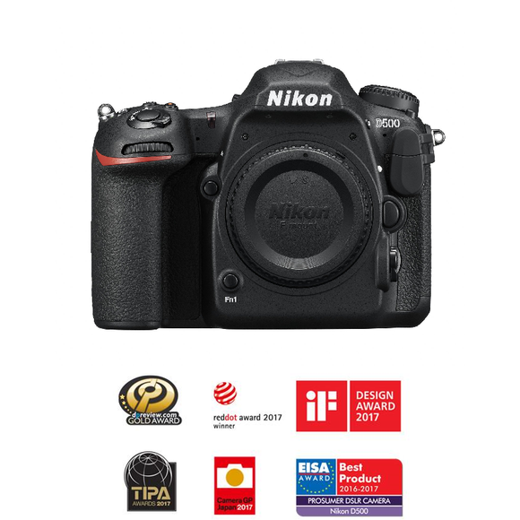Nikon D500 body awards