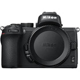 Nikon Z50 Mirrorless Camera Body, 2-YEAR NIKON WARRANTY
