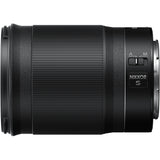 Nikon Nikkor Z 85MM f/1.8 S Mirrorless Camera Lens - Z50, Z6, Z7