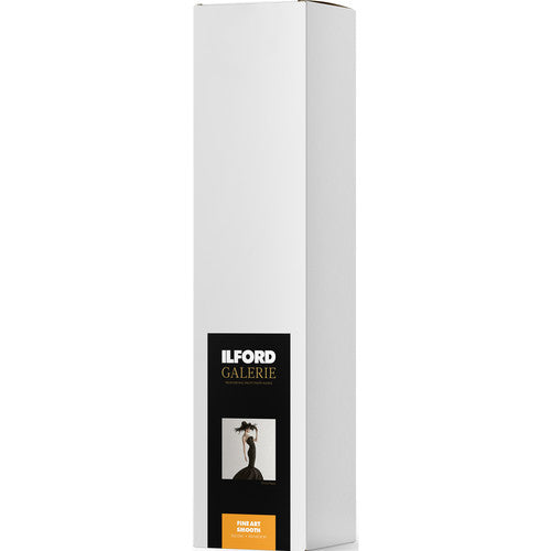 ILFORD Galeri Fine Art Smooth 200 gsm Photo Paper 15 m Roll