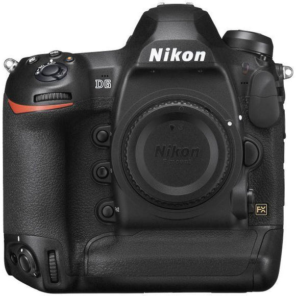 Nikon D6 Body (Lens not included)
