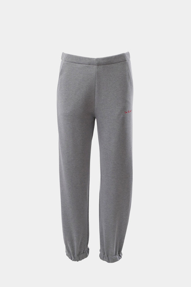 Sofa | Grey marl lounge wear joggers