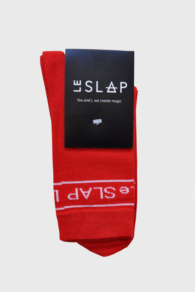 SLAP | Branded logo socks