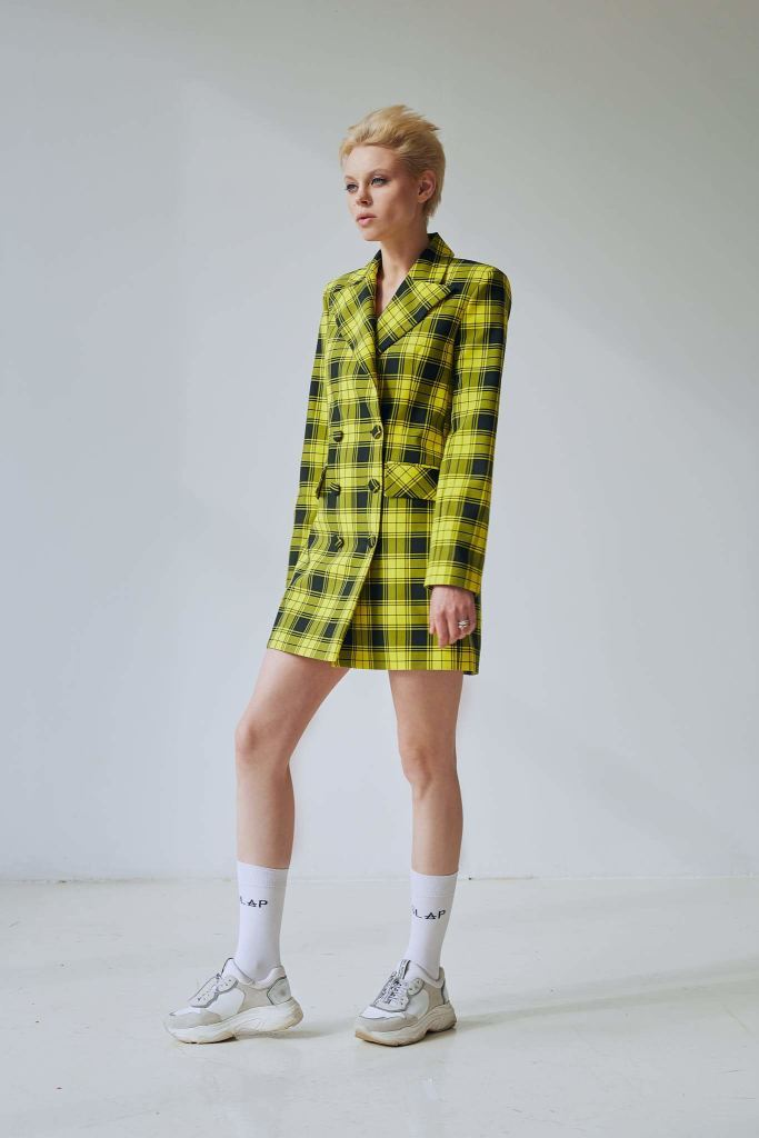 WARHOL-Yellow-check-dress-jacket-le-slap-clothing-occasion-wear.jpg