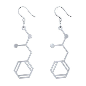 Methamphetamine Earrings - My Boho Jewelry