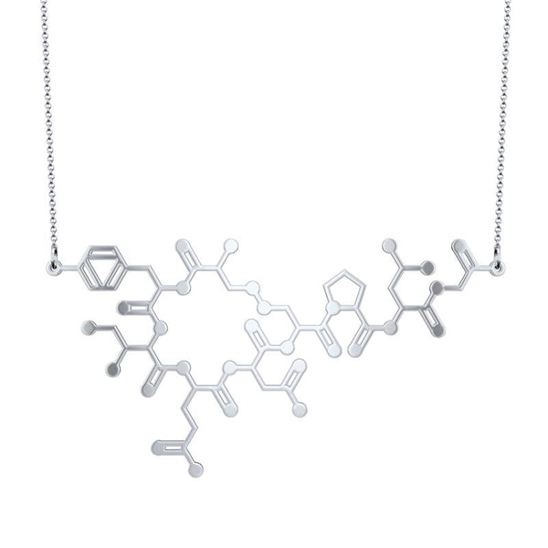 Small Oxytocin Necklace - My Boho Jewelry
