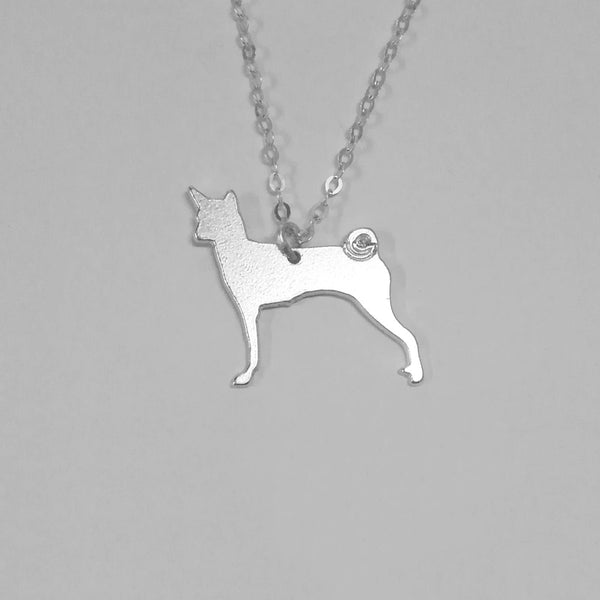 dog necklace 925 Sterling Silver - dog jewelry pet necklace animal necklace dog lover gift dog lover necklace dog jewellery personalized dog - My Boho Jewelry