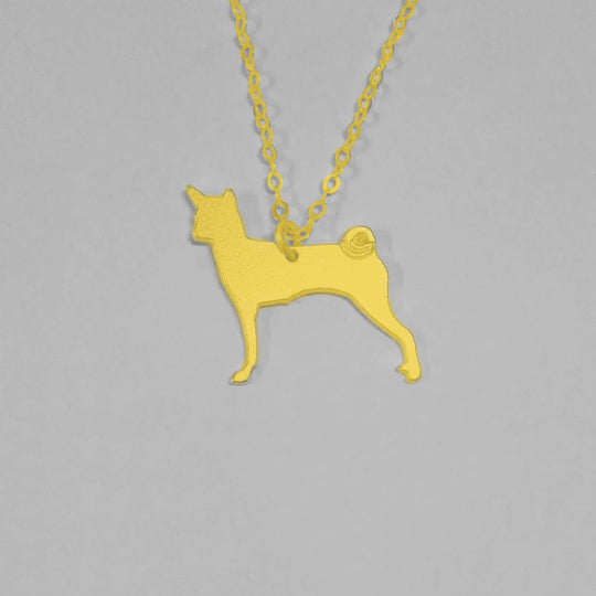 Dog Breed Necklaces