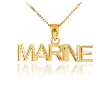 14k Gold Name Necklace Gold Necklace With Name - My Boho Jewelry