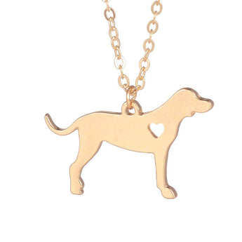 Coonhound Necklace Dog Pendant Jewelry Breed Pet Jewelry  Pets Dog Memorial Gift Hunters Gift Dog lovers - My Boho Jewelry