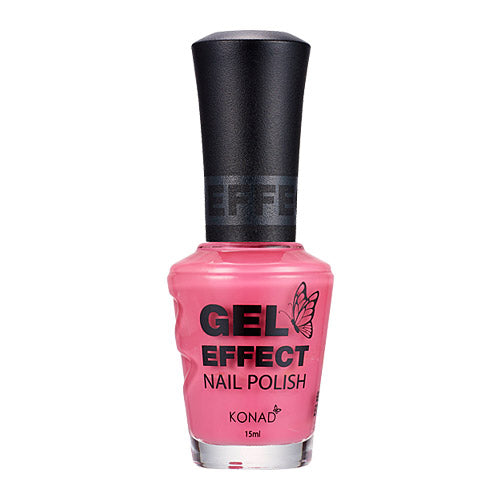 Gel Effect Nail Polish - 27 Cream Coral - Glamorous Seasons متجر