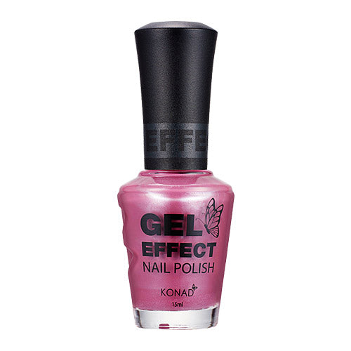 Gel Effect Nail Polish - 15 Cherry Pearl - Glamorous Seasons متجر