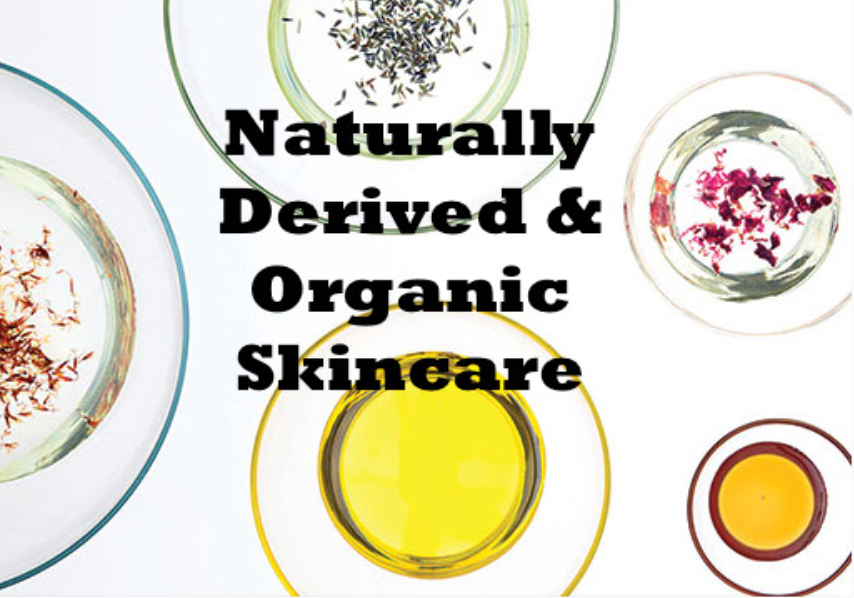 2 Biggest Myths About Naturally Derived and Organic Skincare