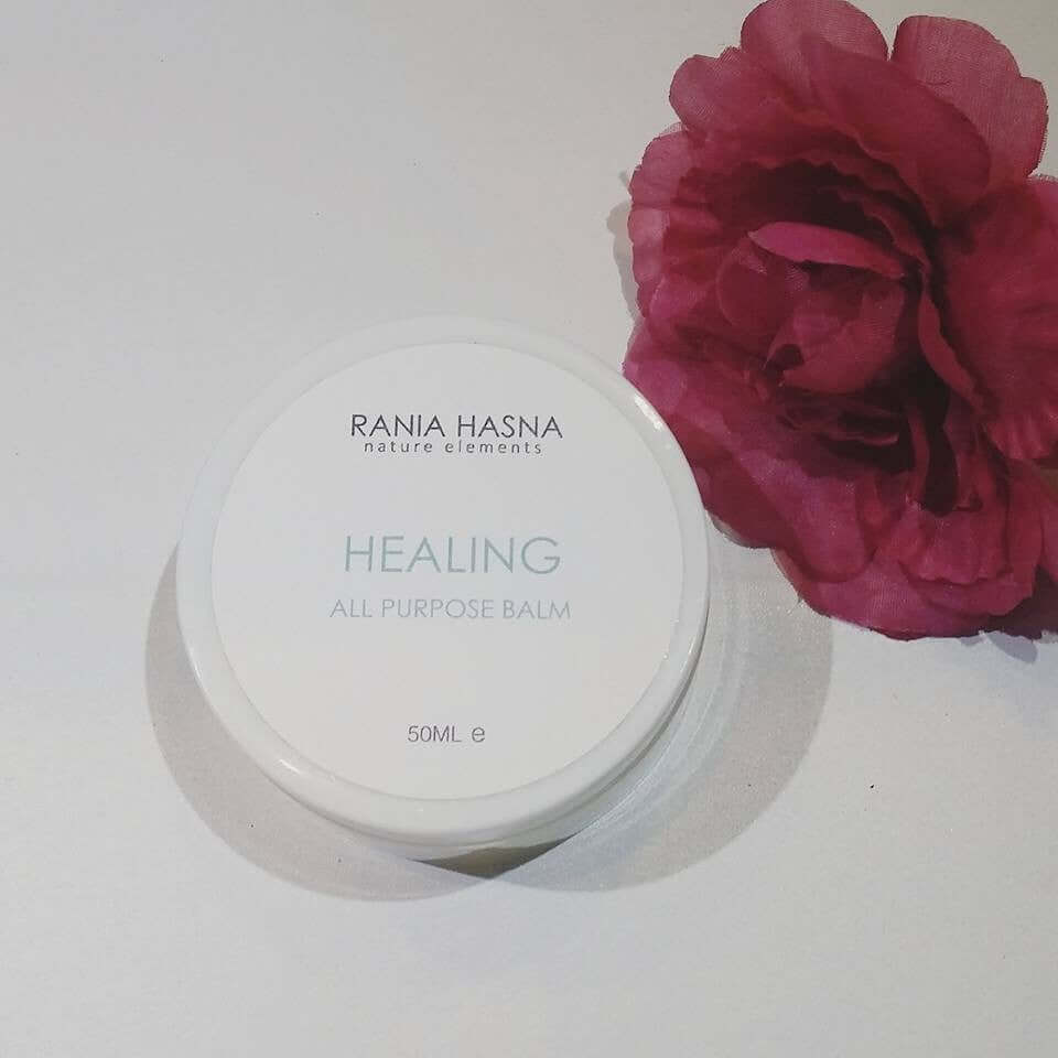 Healing All Purpose Balm - Rania Hasna Nature Elements