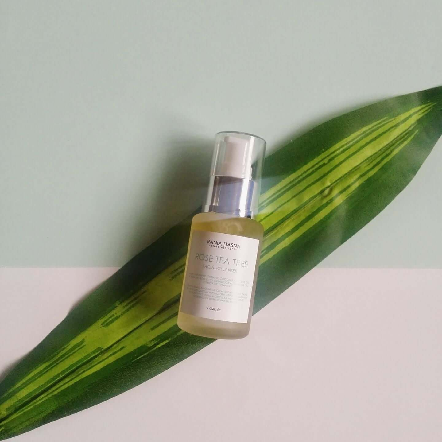 Rose Tea Tree Cleanser
