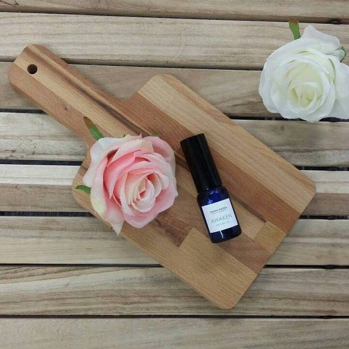 Awaken Facial Oil - Rania Hasna Nature Elements
